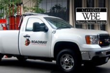 Roadway Construction Service WBE certification