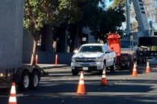 Traffic Control Service for Telecom Los Angeles