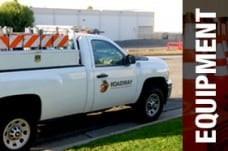 traffic control equipment rental
