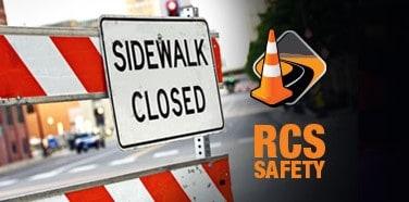 Pedestrian Safety in the Work Zone