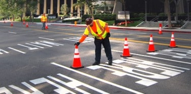 The Permanent Solution for Temporary Traffic Control
