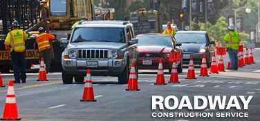 Construction Zone Traffic Safety Service