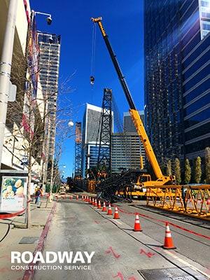 construction traffic control plan