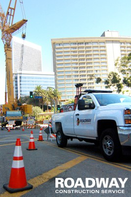 Traffic Control Services California