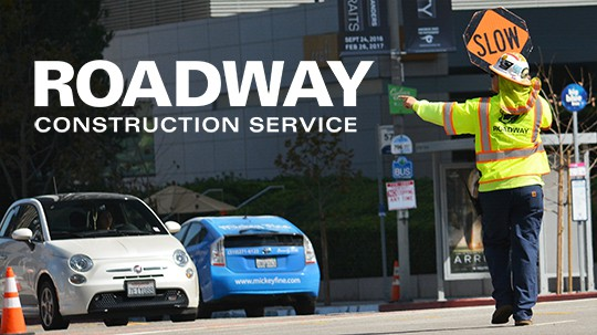 road traffic control services