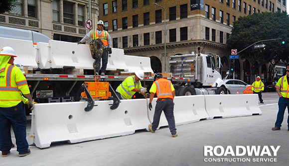 traffic barricade rentals