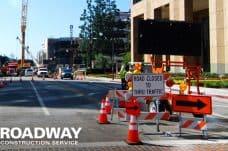 Construction Zone Traffic Control