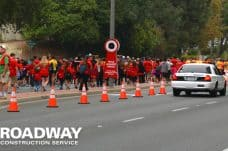 Intermittent Traffic Control Services