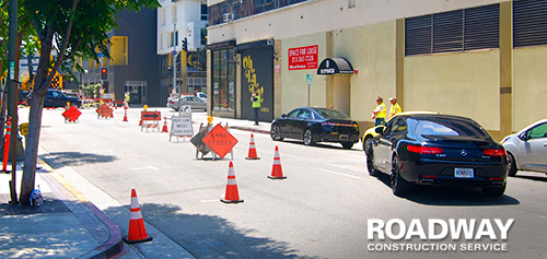 Temporary Traffic Control and Traffic Control Plan Services