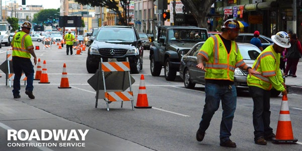 Traffic Flagging Service