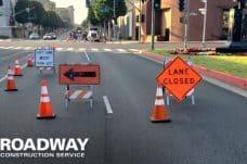 Traffic Sign Rental
