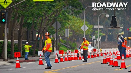 Work Zone Traffic Signal