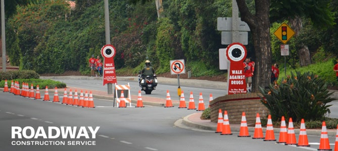 complete road traffic control device service